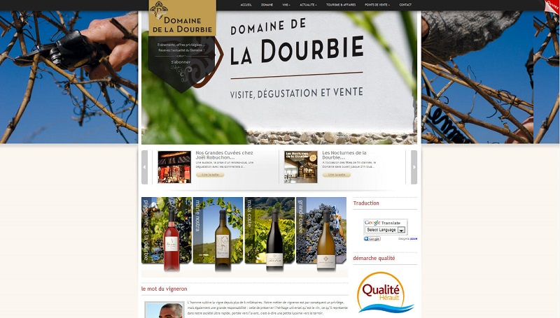 Domaine de la Dourbie