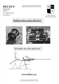 Installation fil Deltex