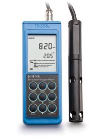 Oxymètre portatif HI9146