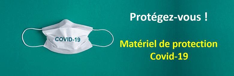 Matériel de protection covid-19