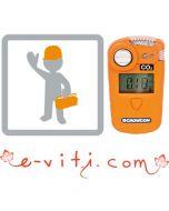 Contrôle maintenance détecteur CO2 GASMAN