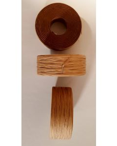 Bobine biodégradable en papier-métal (longévité 1 an)
