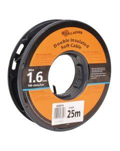 Câble de terre 1.6mm - 25m