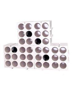 Casier bouteilles polystyrène 12 places