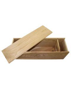 Coffret en bois 1 magnum
