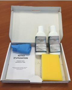 Kit anticorrosion inox