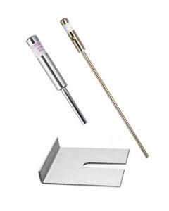 Kit outils : mandrin, outil d'enfoncement et plaque de pose
