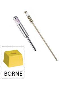 Kit outils pour l'installation des bornes