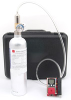 Calibration detecteur CO2