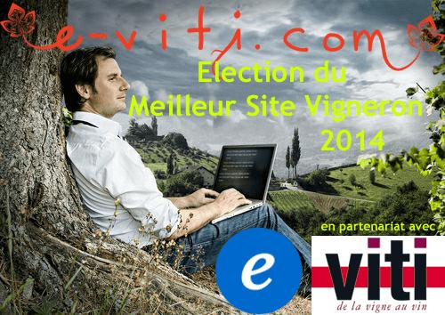 Election du Meilleur Site Vigneron